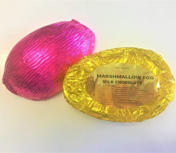 Marshmallow and Chocolate