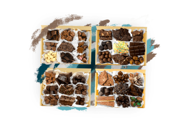Deluxe Subscription Chocolate Box