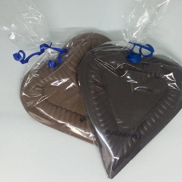 Chocolate Heart - Sugar Free