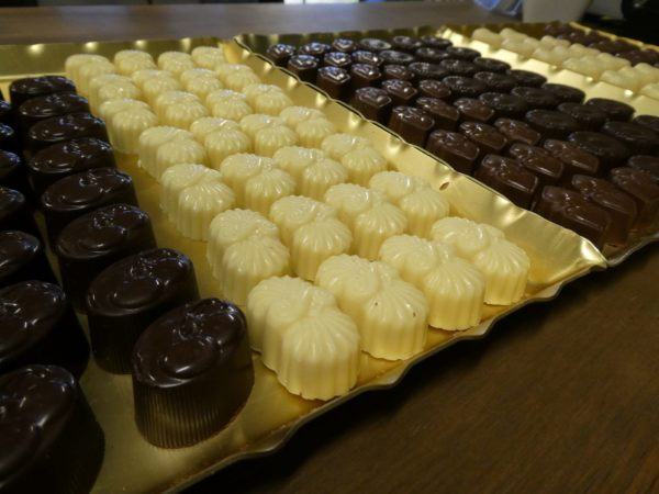 Boxed Handmade Chocolates