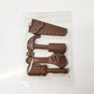 Milk Chocolate Tools